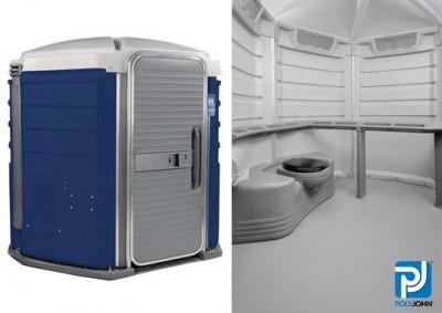 Handicap Accessible Portable Restroom Units