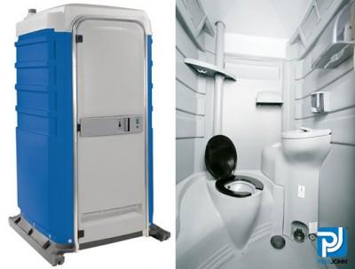 Premium Portable Toilet Units